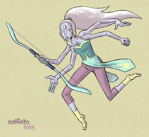 Opal by mike-loscalzo