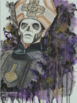 Papa Emeritus III - Portrait