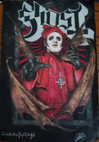 Cardinal Copia: Faith by DarkButterflyOfNight