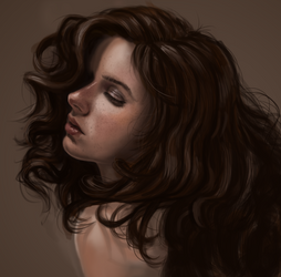 Hair study 2
