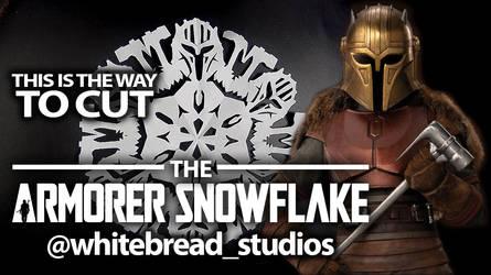 Armorer snowflake thumbnail youtube