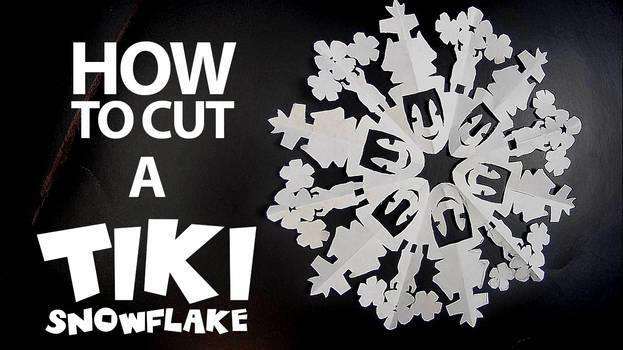 Tiki Snowflake Thumbnail