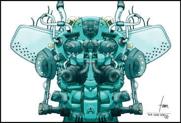 OrugaRobot