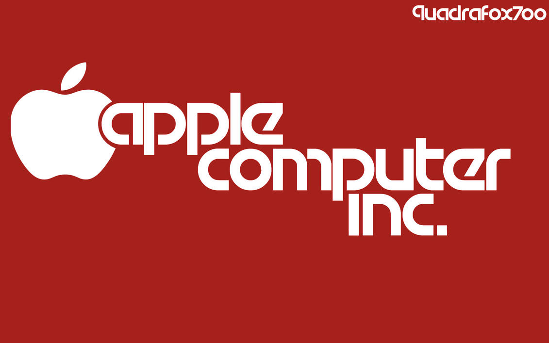 apple inc or apple computer inc Apple computer, inc v microsoft corp court: united states court of appeals for the ninth circuit: full case name: apple computer, inc v microsoft corporation and hewlett-packard co.