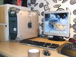 Apple Powermac G4 by Quadrafox700