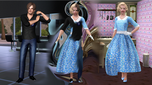 TG Sequence: Housewife by TG-Spain