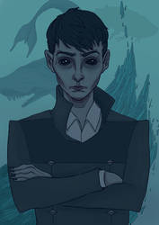 The Outsider by artingalone
