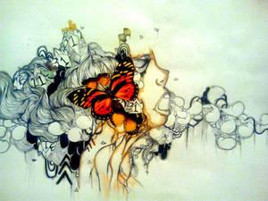 Where the butterflies Lay by Art0fprincessm