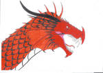 Great Welsh Red Dragon by Saberrex