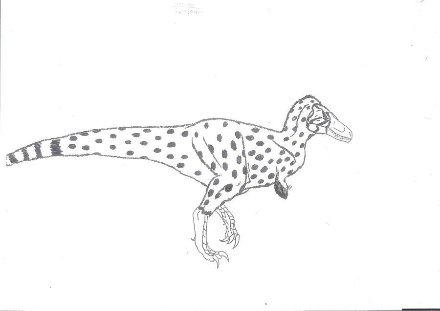 Cat-rex by Saberrex
