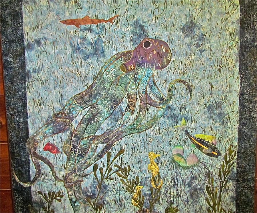 The Kraken by Saberrex