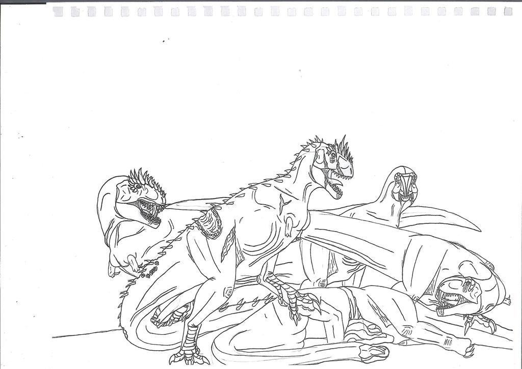 Member Project Dinosaurian Spec