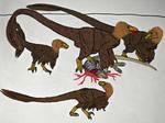 Dromaeosaurus albertensis WIP