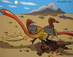 Beasts of the Mesozoic: Velociraptor mongoliensis