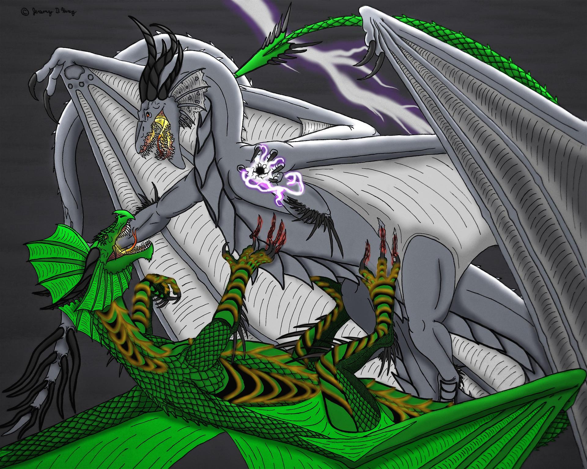 Thorinen vs. Sauros- Full Color