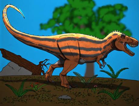 Tyrannosaurus rex- New Design Part 7