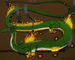 Python Dragon- Complete Digital Version by Saberrex