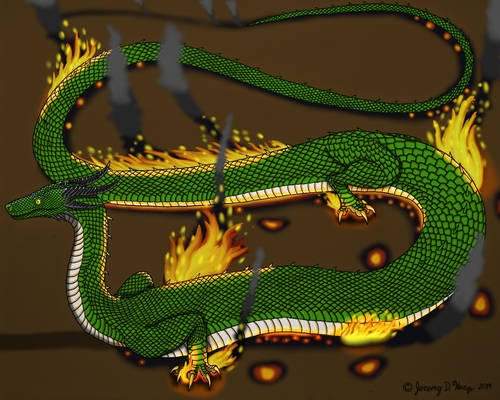 Python Dragon- Complete Digital Version
