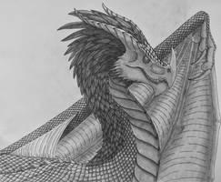 Dracopedia: Mowhak- The Acadian Green Dragon