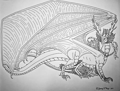 Luminos- The Rainbow Dragon