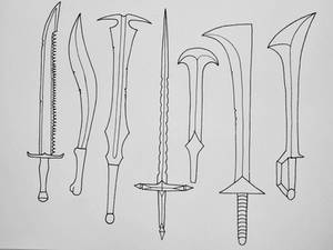 Orc Swords
