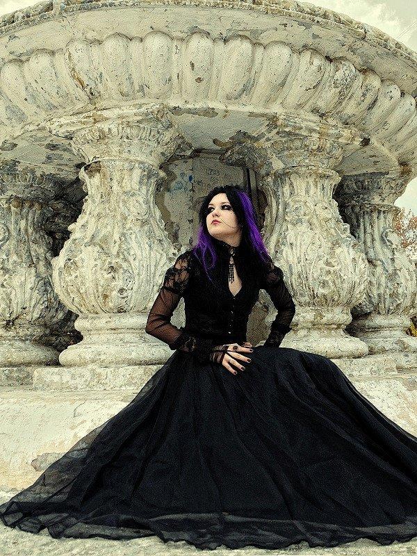 Goth by MysteriaViolentStock