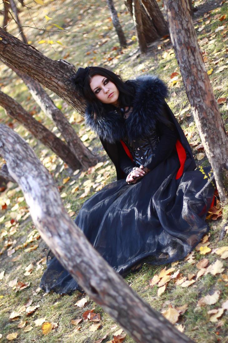 goth_3 by MysteriaViolentStock