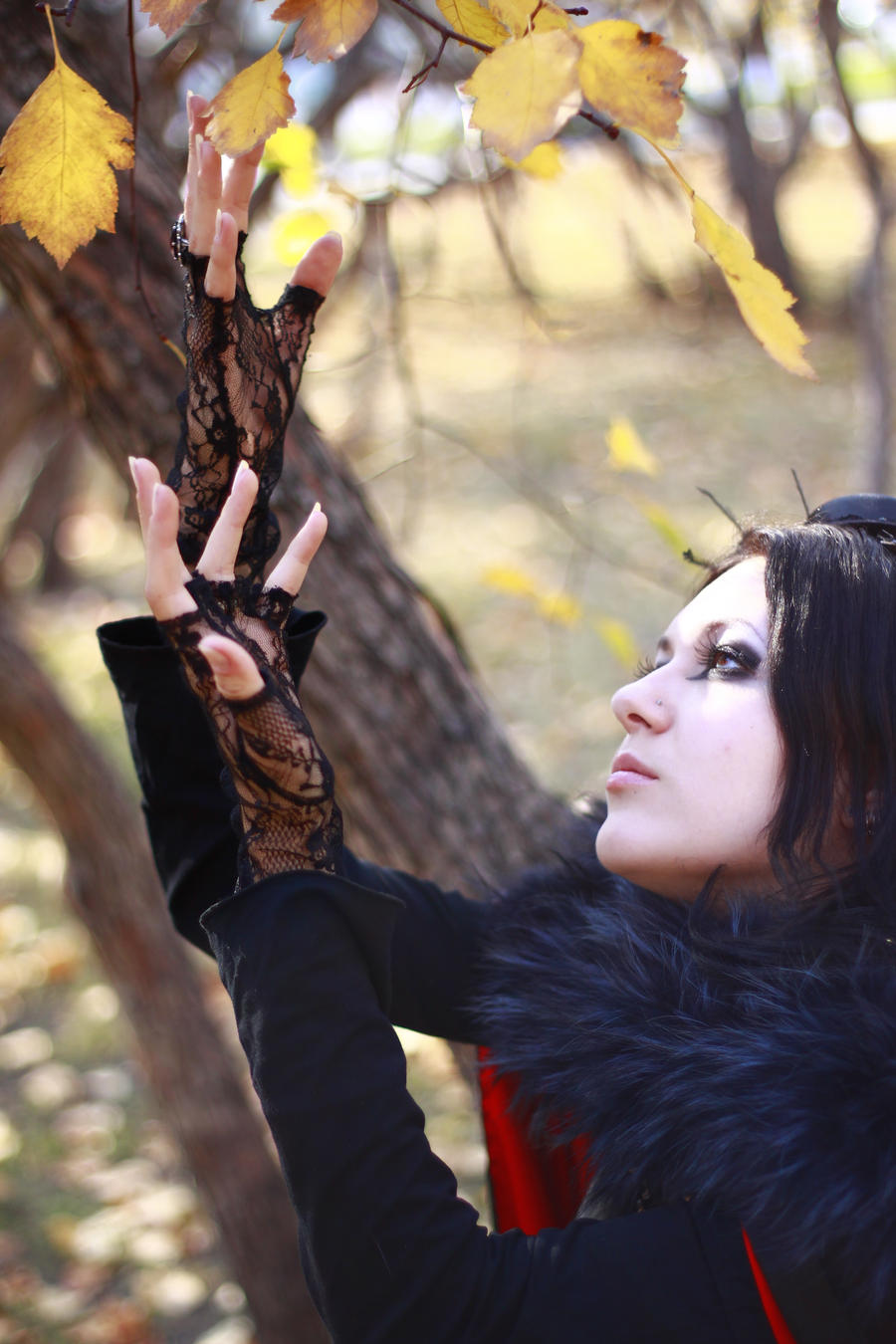 goth_4 by MysteriaViolentStock