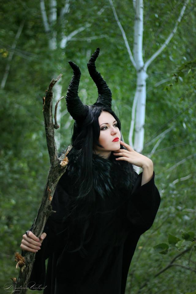 Maleficent stock III by MysteriaViolentStock