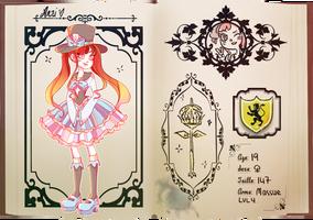 +LMA+ Anri Harushige by Kur0pi
