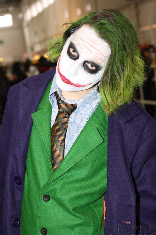 Me as Joker Cosplay by Ufotinik