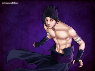 Sasuke_sassy by Warbaaz1411