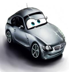 BMW Z4 by Warbaaz1411