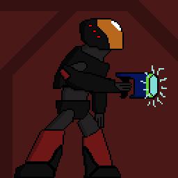 FutureFighterPixel by elitghost