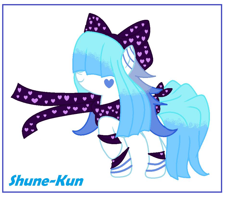 Shune-Kun by ZuraTFox