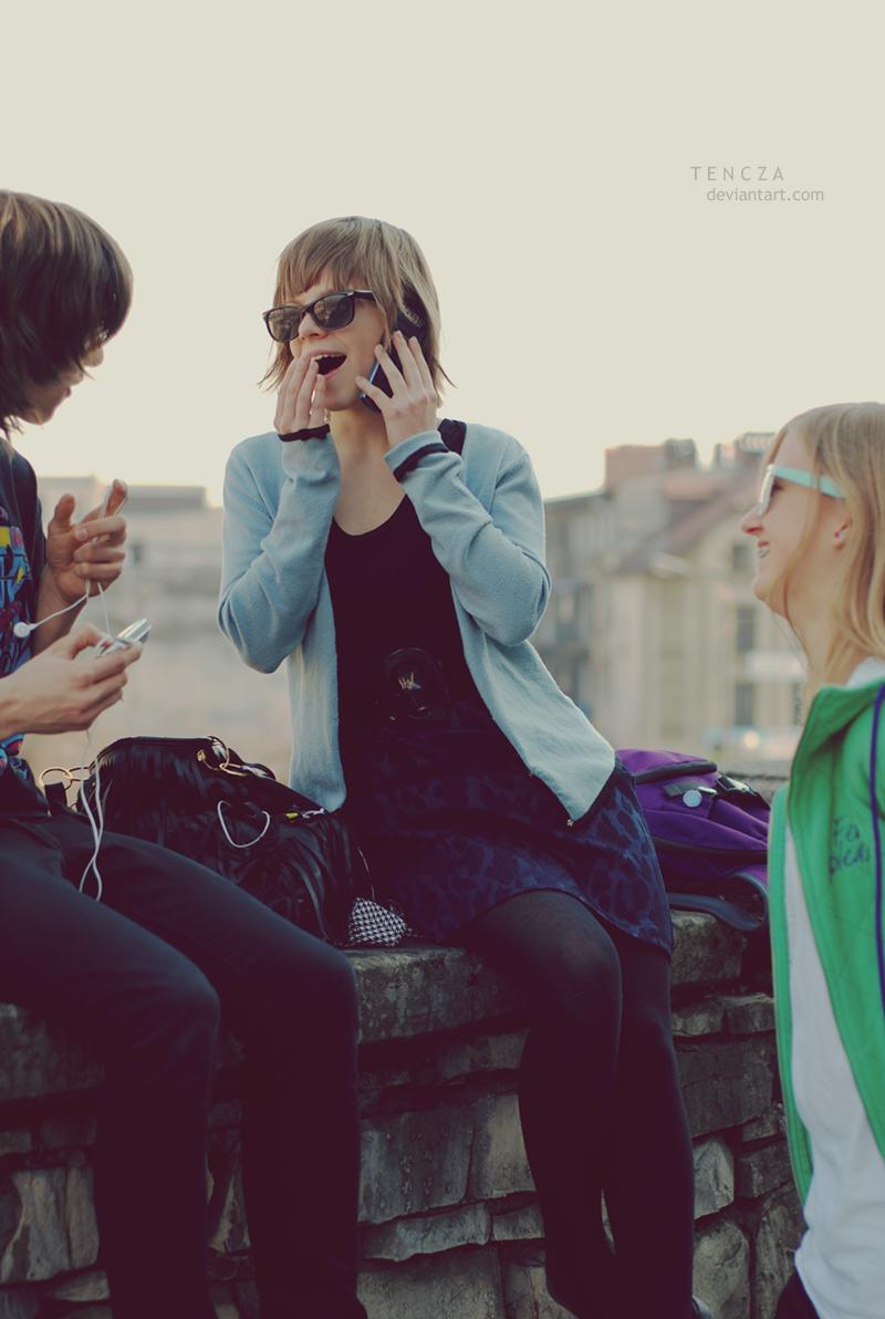 gossip by tencza