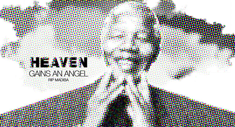 Heaven Gains An Angel - RIP Nelson Mandela by archys187