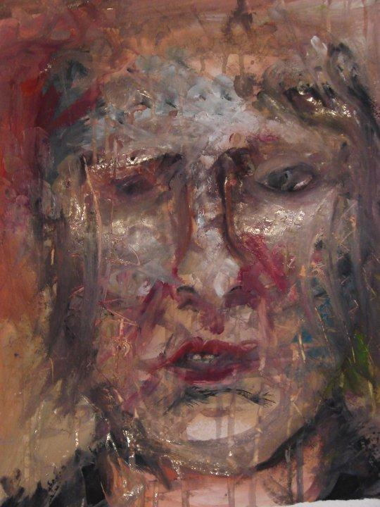 Portraits gone wrong by VanZanto