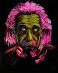 Zombie Albert Einstein