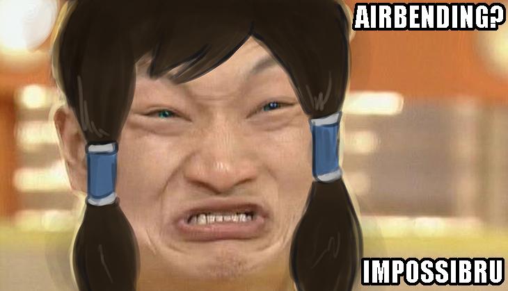 Impossibru Rage Face