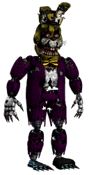 Nightmare Yellow V3 by YellowBonnie01