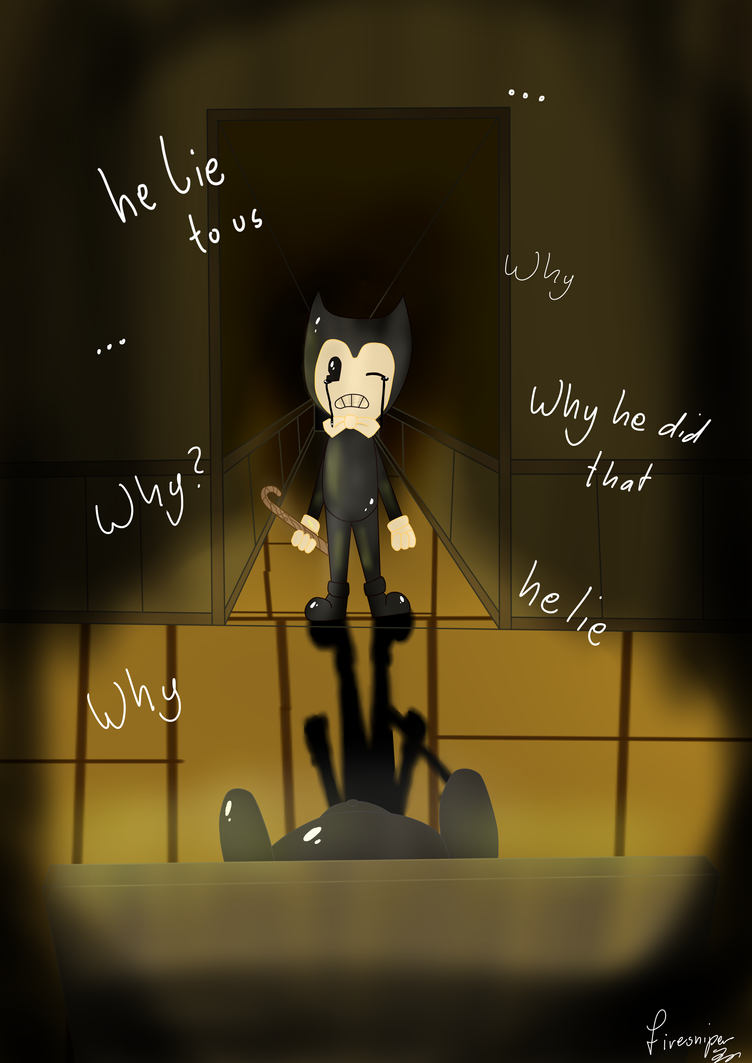 bendy and the ink machine free