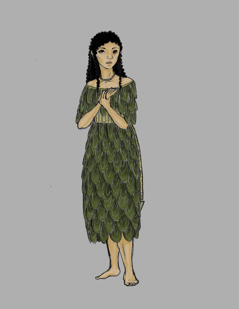 Sumerian Woman By Madamwitch On Deviantart