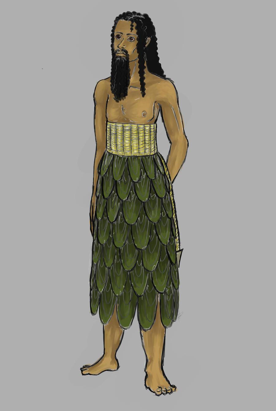 Sumerian Man By Madamwitch On Deviantart