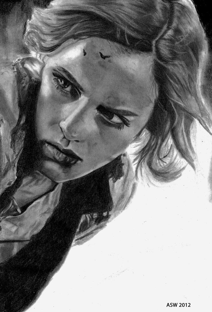 Hermione Granger by Tifta