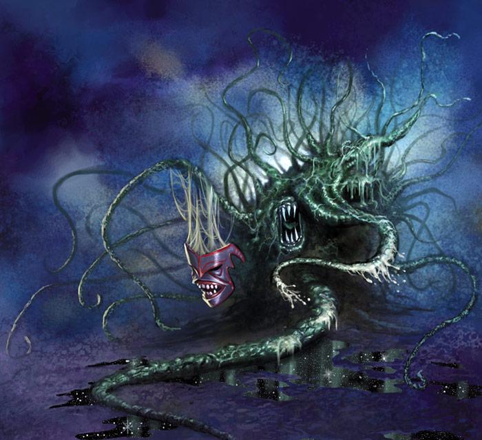 Strange Aeons by PatrickMcEvoy