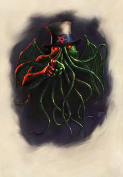 Uncle Cthulhu Wants YOU
