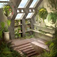 Atrium by PatrickMcEvoy