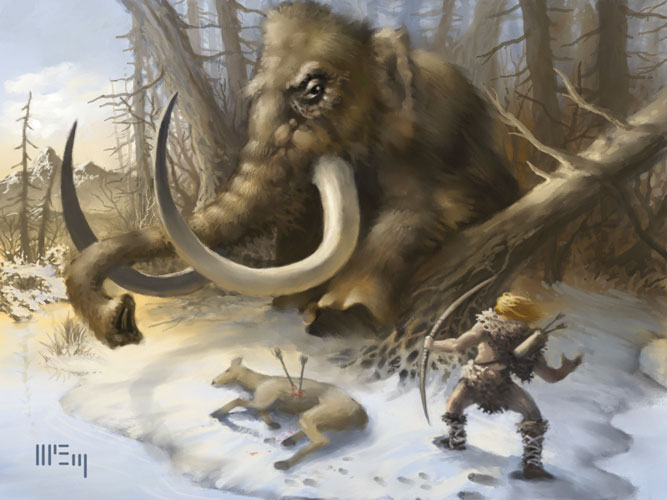Game of Thrones: Mammoth