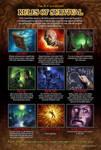 Lovecraft Survival poster